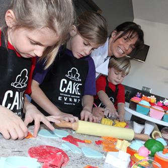 Wonderful workshop with the children