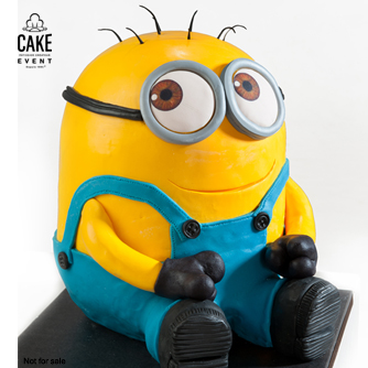 The Minions take part in the workshop